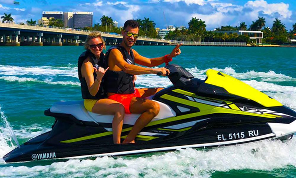Jet Ski Tour Miami